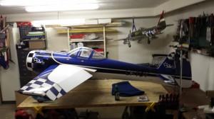 Yak 55M Voll-GFK
